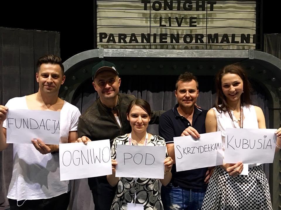 Kabaret Paranienormalni – występ charytatywny