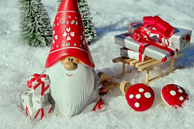 Święty Mikołaj w Fundacji Ogniwo